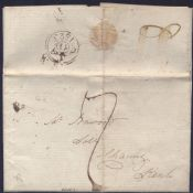 1823 Entire London to Charing, Kent